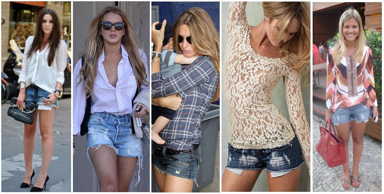 Shorts Jeans   Blog da Ana Sofia
